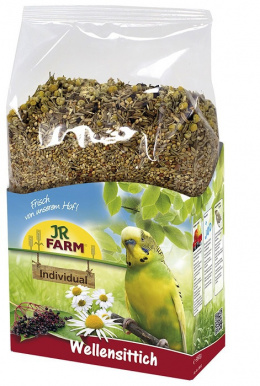 Barība viļņpapagaiļiem - JR Farm Birds Individual Budgerigar 1 kg