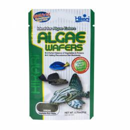 Barība zivīm - Hikari Tropical Algae Wafers, 20 g