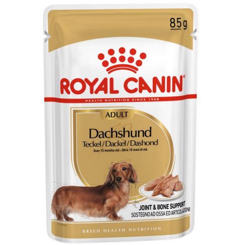 Konservi suņiem - Royal Canin Dachshund, 85 g