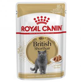 Консервы для кошек - Royal Canin Feline British Shorthair, 85 г