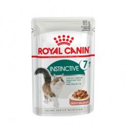 Konservi kaķiem - Royal Canin Feline Instinctive 7+, 85 g
