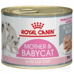 Консервы для котят - Royal Canin Feline Babycat, 195 г