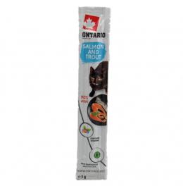 Gardums kaķiem - Ontario Stick for Cat Salmon and Trout, 5 g