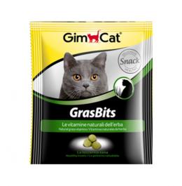 Лакомство для кошек - Gimpet GrasBits, 15г