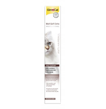 Barības piedeva kaķiem - Gimpet Malt-Soft Extra, 20 g
