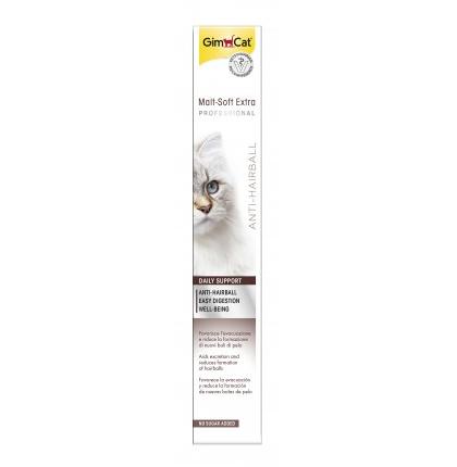 Пищевая добавка для кошек - GimCat Malt-Soft Extra, 20 г title=