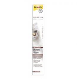 Пищевая добавка для кошек - Gimpet Malt-Soft Extra, 20 г