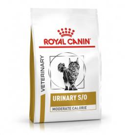 Veterinārā barība kaķiem - Royal Canin Feline Urinary S/O Moderate Calorie, 7 kg