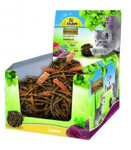 Лакомство для кошек - JR Farm Cat Nature-Ball / с бараниной, 15 gr