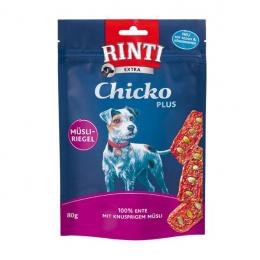 Лакомство для собак - Rinti Extra Chicko Plus Duck & Pumpkin seeds, 80 г