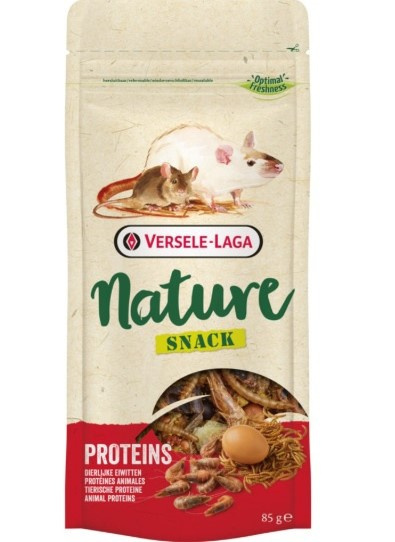 Gardums grauzējiem - Versele Laga Nature Snack Proteins, 85 g