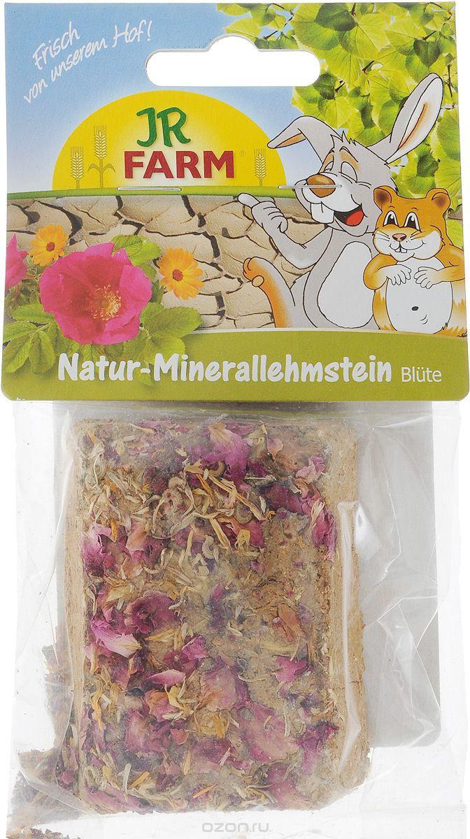 Minerālakmens grauzējiem - JR FARM Natural mineral adobe blossom 100 g