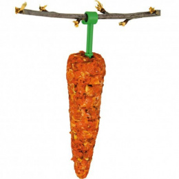 Gardums grauzējiem – JR FARM Nibbler carrot, 60 g