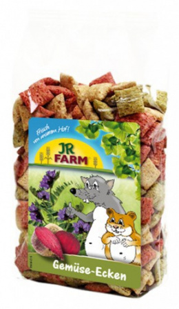 Gardums grauzējiem - JR FARM Vegetable Edges 100 g