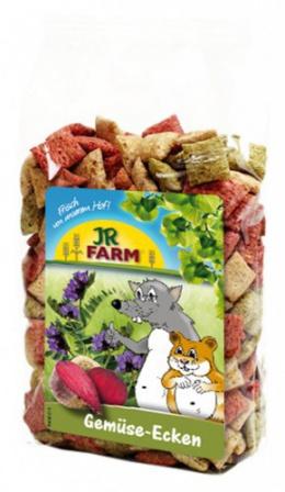Gardums grauzējiem - JR FARM Vegetable Edges, 100 g
