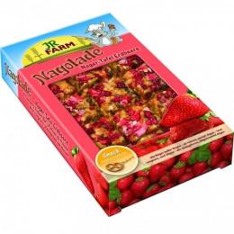 Gardums grauzējiem - JR FARM Strawberry Rodent Bar, zemeņu gardums, 125 g
