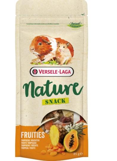 Gardums grauzējiem - Versele Laga Nature Snack Fruities, 85 g