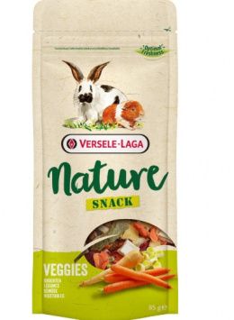 Лакомство для грызунов - Versele Nature Snack Veggies 85 г