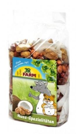 Papildbarība grauzējiem - JR FARM Nut-Specialities, 200 g