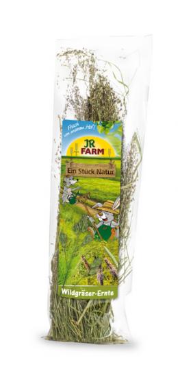 Gardums grauzējiem - JR Farm Wild Grass Harvest 80g