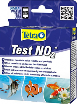 Тест для аквариумной воды - Tetra NO2 test 10ml