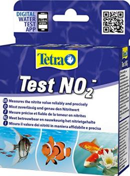 Ūdens tests akvārijiem - Tetra NO2 test, 10 ml