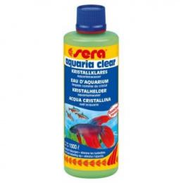 Ūdens kopšanas līdzeklis - Sera AquariaClear 100ml