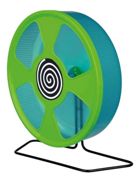 Колесо для грызунов - Trixie, Беговое колесо, пластик, 20 cм