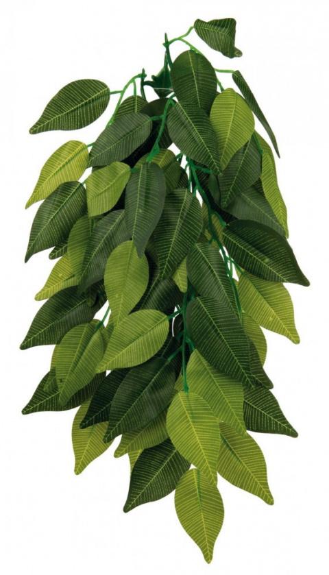 Dekors terārijam - TRIXIE Silk hanging plant, Ficus, 20*30 cm
