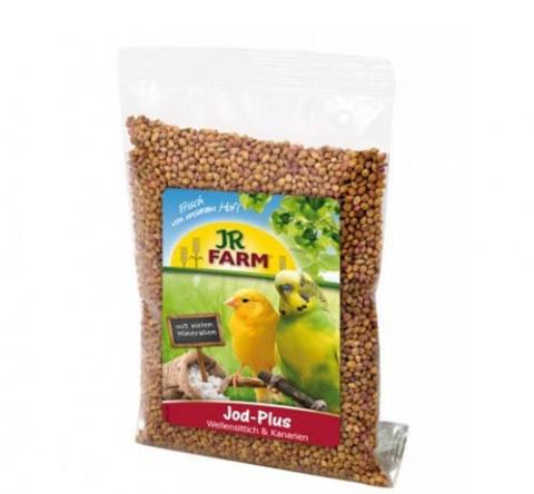 Gardums putniem - JR Farm Birds, Jods kanārijputniem un maziem papagaiļiem, 30 g title=