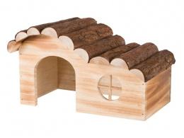 Домик для грызунов - Trixie Hanna House Flamed 29*18*18 cm