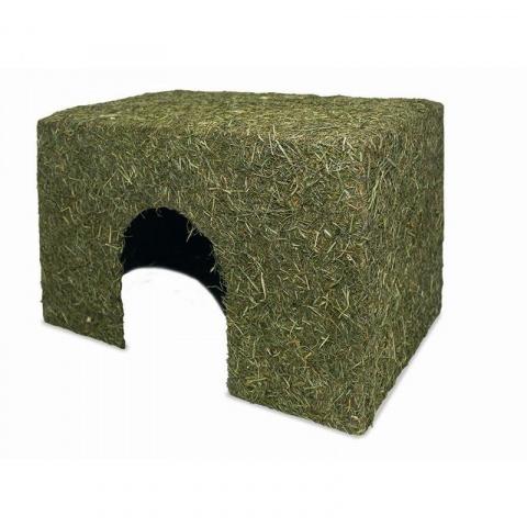 Лакомство для грызунов - JR FARM Hay-House medium, 380 гр