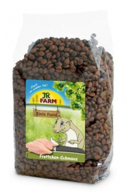 Корм для фреток - JR FARM Ferrets' Feast 750g