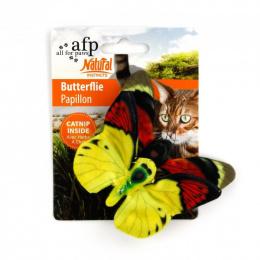 Игрушка для кошек - AFP Natural Butterflies Double Pack