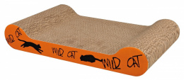 Nagu asināmais kaķiem - Trixie Wild Cat Scratching Cardboard, 41 x 7 x 24 cm