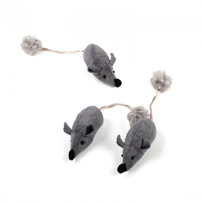 Rotaļlieta kaķiem - AFP Lambswool The Triplets