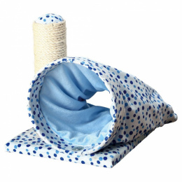 """Домик для кошек - TRIXIE """"Callisto"""", 32 см, цвет - голубой"""