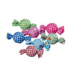 Rotaļlieta kaķiem - TRIXIE Assortment Rattle Candys, 4cm