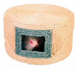 Rotaļlieta kaķiem - TRIXIE Play drum, 16cm