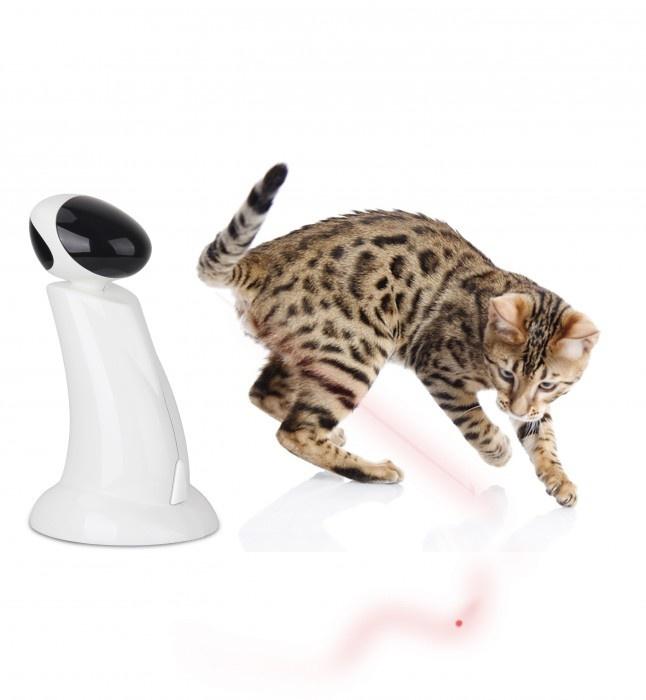 Rotaļlieta kaķiem - Interactive Laser Beam