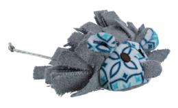 Игрушка для кошек - Плюшевая мышка с хвостиком