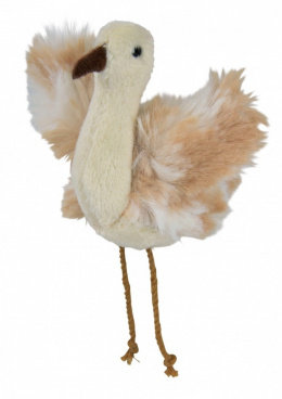 Игрушка для кошек - Trixie Птица, 5,5 см