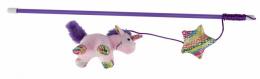 Rotaļlieta kaķiem - Trixie rotaļlieta kaķiem kociņš ar vienradzi