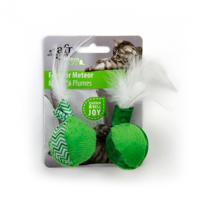 Rotaļlieta kaķiem - Modern Cat Feather Meteor