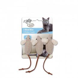 Rotaļlieta kaķiem - Classic Comfort 3 Blind Mice