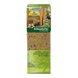 Корм для уличных птиц - JR FARM peanut butter elderberries 350 г
