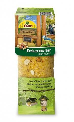 Barība āra putniem - JR FARM PBar peanut butter nuts, 350 g