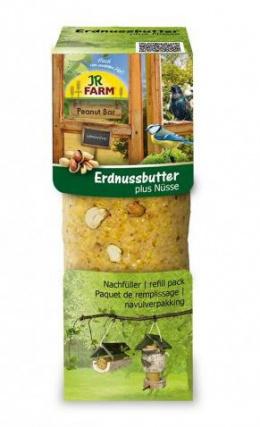 Корм для уличных птиц - JR FARM PBar peanut butter nuts, 350 г