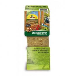 Barība āra putniem - JR FARM Garden PBar peanut butter power seeds 350 g