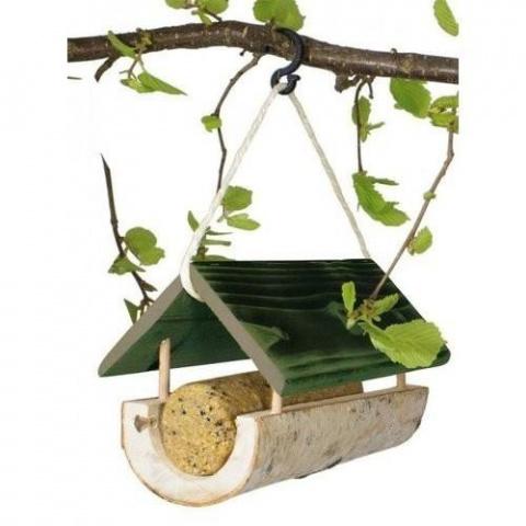 Кормушка для уличных птиц - JR FARM Garden PBar peanut barn